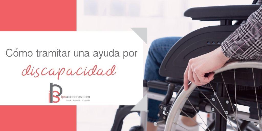 Tramitar Discapacidad